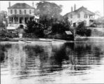 Two Stately Homes on the Sampit River